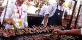 Doña Grimanesa Vargas es la abanderada de los delicioso anticuchos de res
