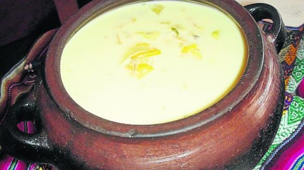 La tradicional ''sopa de viernes'' era hace mucho años el plato más preparado en las celebraciones de Semana Santa