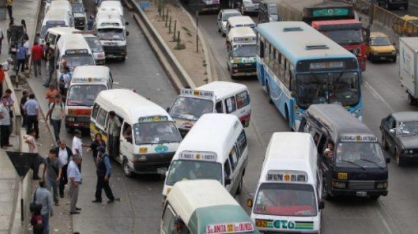 El terrible caos vehicular peruano es algo que no se extraña cuando se está en el extranjero