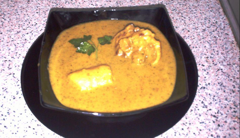 El inchicapi:una rica sopa preparada con maní, gallina, harina de maíz, sacha culantro, entre otros ingredientes.