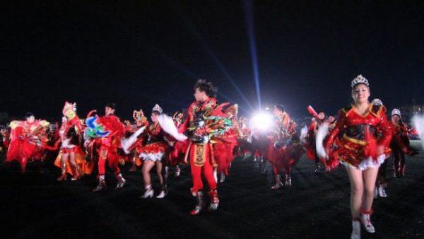 La Festividad de la Virgen de la Candelaria es un excelente motivo para viajar a Puno