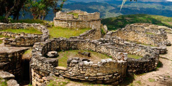 La Fortaleza de Kuelap es uno de los mayores atractivos en Chachapoyas