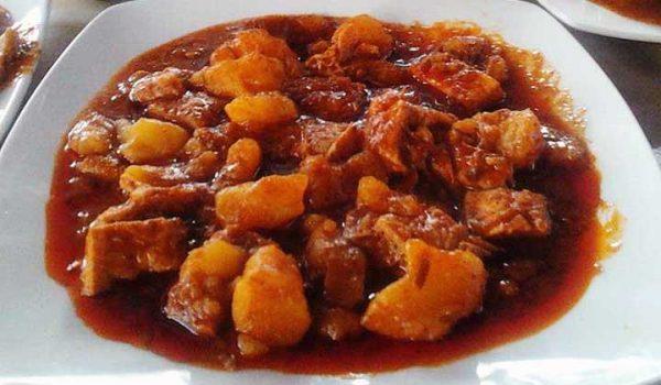 El picante a la tacneña es uno de los platos más emblemáticos de la heroica ciudad