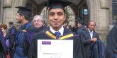 Luego de su graduación en Manchester, Aníbal Tafur Gutiérrez se dedicará a la docencia e investigación en el Perú.