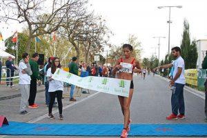 Kimberly García ganó en Portugal y clasificó a mundial de atletismo en Londres