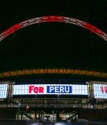 Así lucía el Estado de Wembley durante la celebración de su aniversario