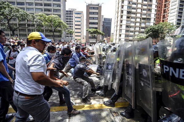 La constituyente de Nicolás Maduro ha radicalizado las protestas del pueblo venezolano