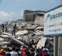 El Estado de Morelos es uno de los más afectados  por el sismo de 7.1 grados