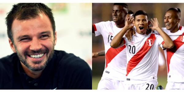 El técnico de Nueva Zelanda Anthony Hudson se pronunció sobre la selección peruana