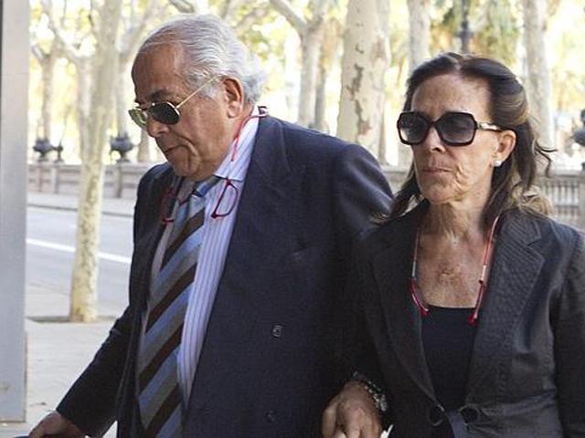 Carlos Morín y su esposa absueltos en Barcelona