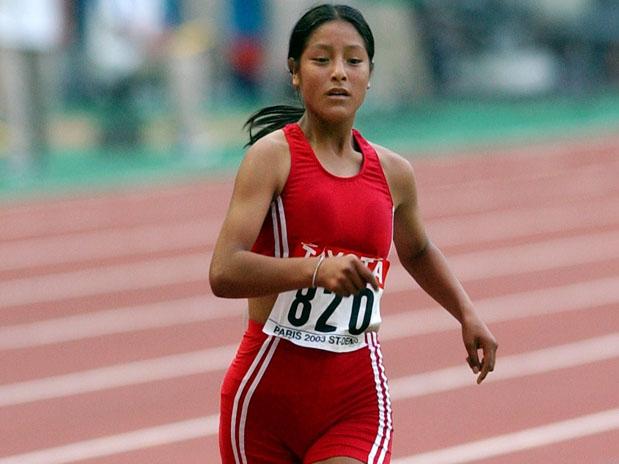 Inés Melchor sigue dando alegrías a todo el Perú