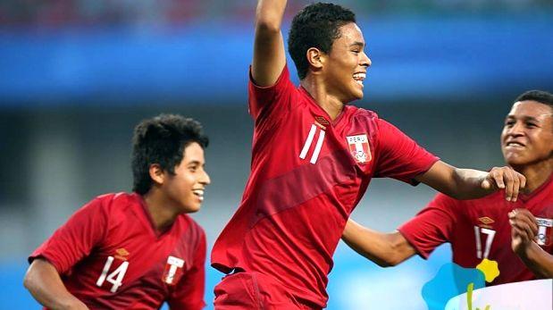 Perú celebra el triunfo en un día que ya es histórico para el fútbol peruano