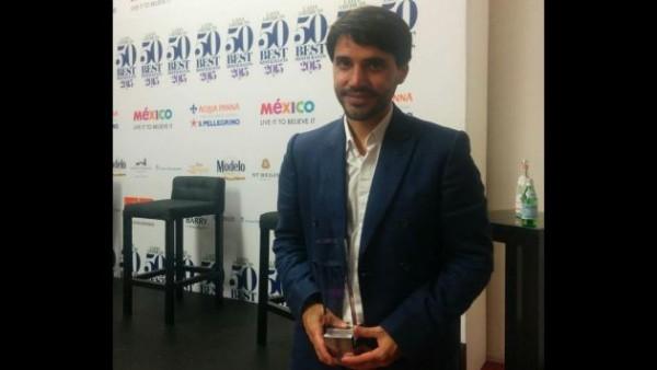 Tal como lo hizo el 2015 Virgilio Martínez este año también logró colocar a Central como el Mejor cuarto restauarante del mundo