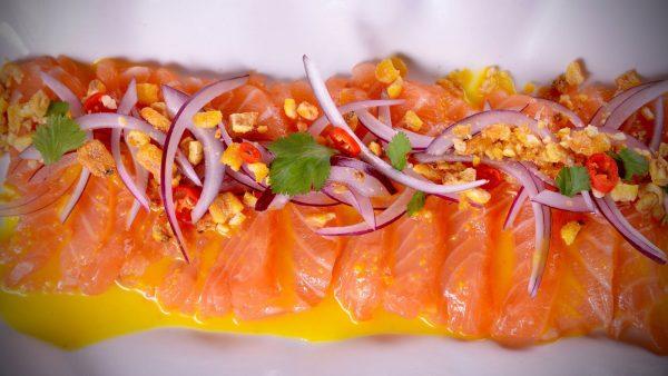 El tiradito en todas sus variedades será parte de la ruta del sabor peruano en Madrid y Barcelona